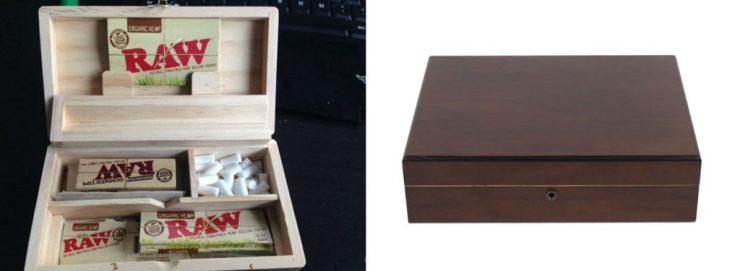 humidor stash box