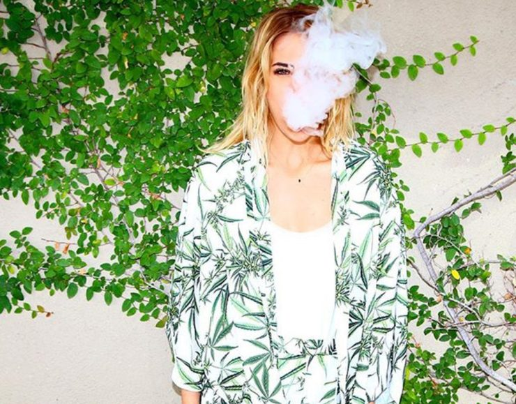 Weed Clothing for Women and Other Ganja Garbs