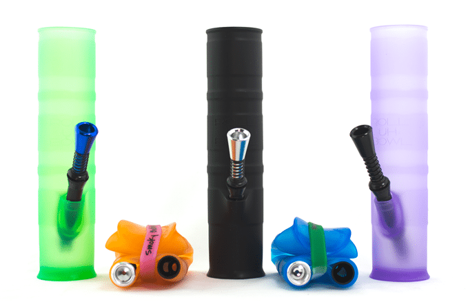 Portable Bong Roll Uh Bowl Review with Tyler Lemco