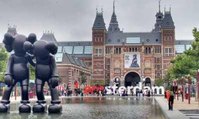 Cannabis Tourism Amsterdam