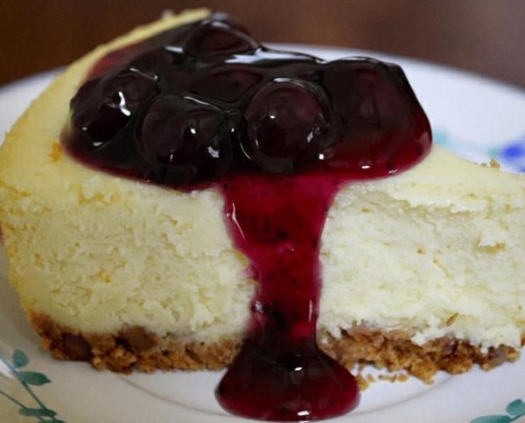 Marijuana Cheesecake