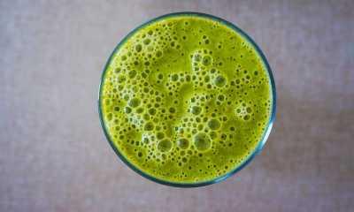 Weed juice