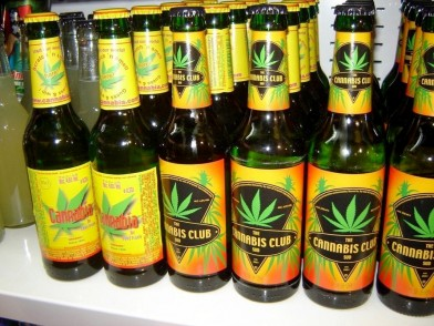 Cannabis Infused Beers