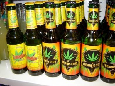 Cannabis Infused Beers