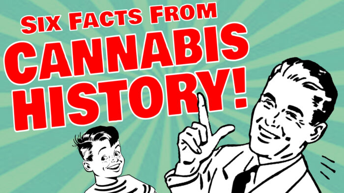 Reefer Madness Returns – Six Facts From Cannabis History?