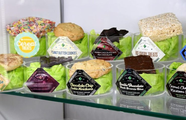 Reefer Madness Edibles