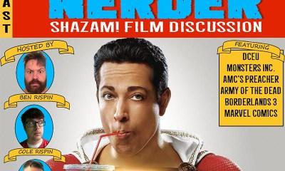 Mass Nerder - Shazam! Film Discussion