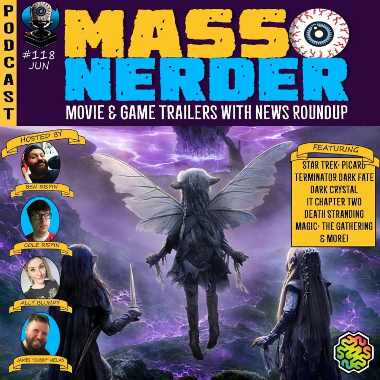Mass Nerder – Movie & Game Trailers with News Roundup