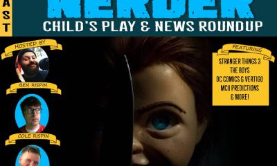 Mass Nerder - Child's Play 2019 & News Roundup