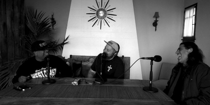 Mellow Man Ace on this week's Episode of Puff Digital's Into The Weeds Podcast