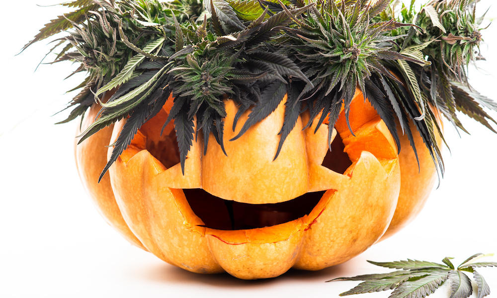 Halloween Edibles: Will Unsuspecting Kids Get Tricked by Treats?