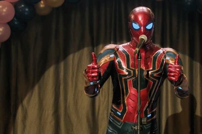 Mass Nerder – Spider-Man & Crisis on Infinite Earths with HotW's Joe Bonsu