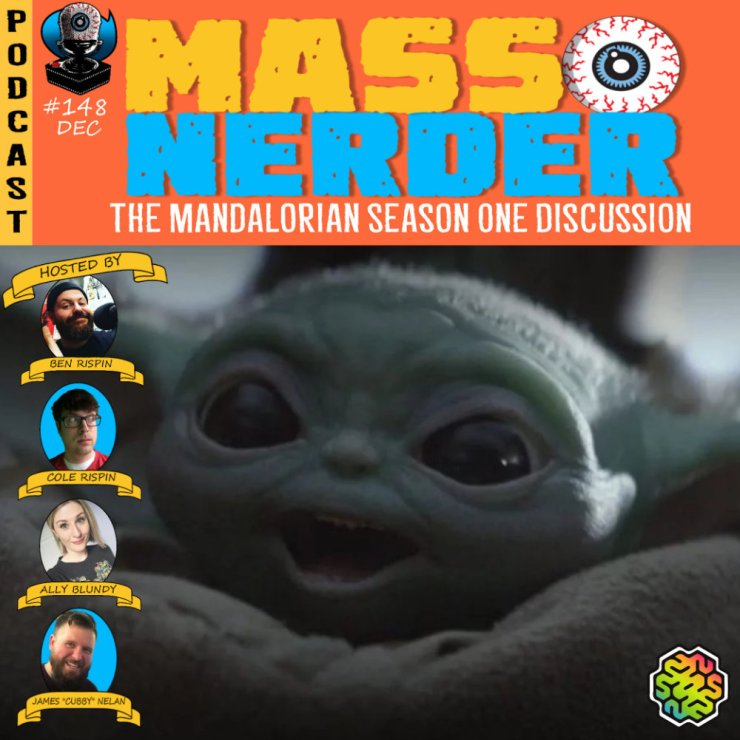 Mass Nerder - The Mandalorian Season One Discussion