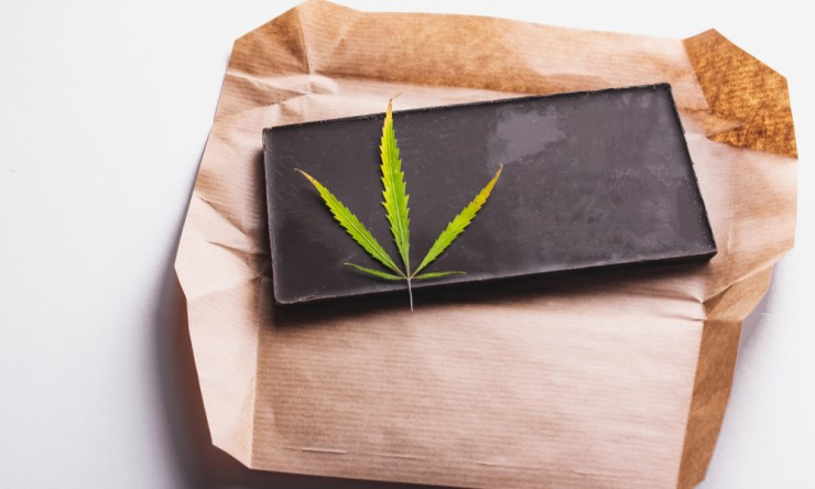 How To Make Cannabis-Infused Chocolate Bars