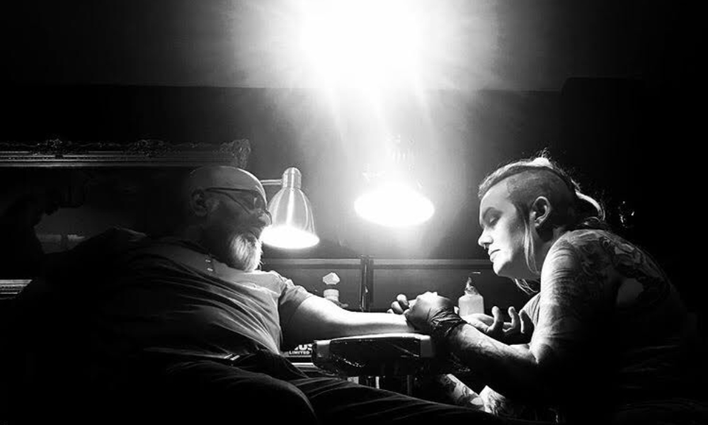 Featured Artist: Tattooer Carole Nelan