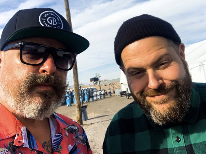 Ben Rispin and Bubba Nicholson