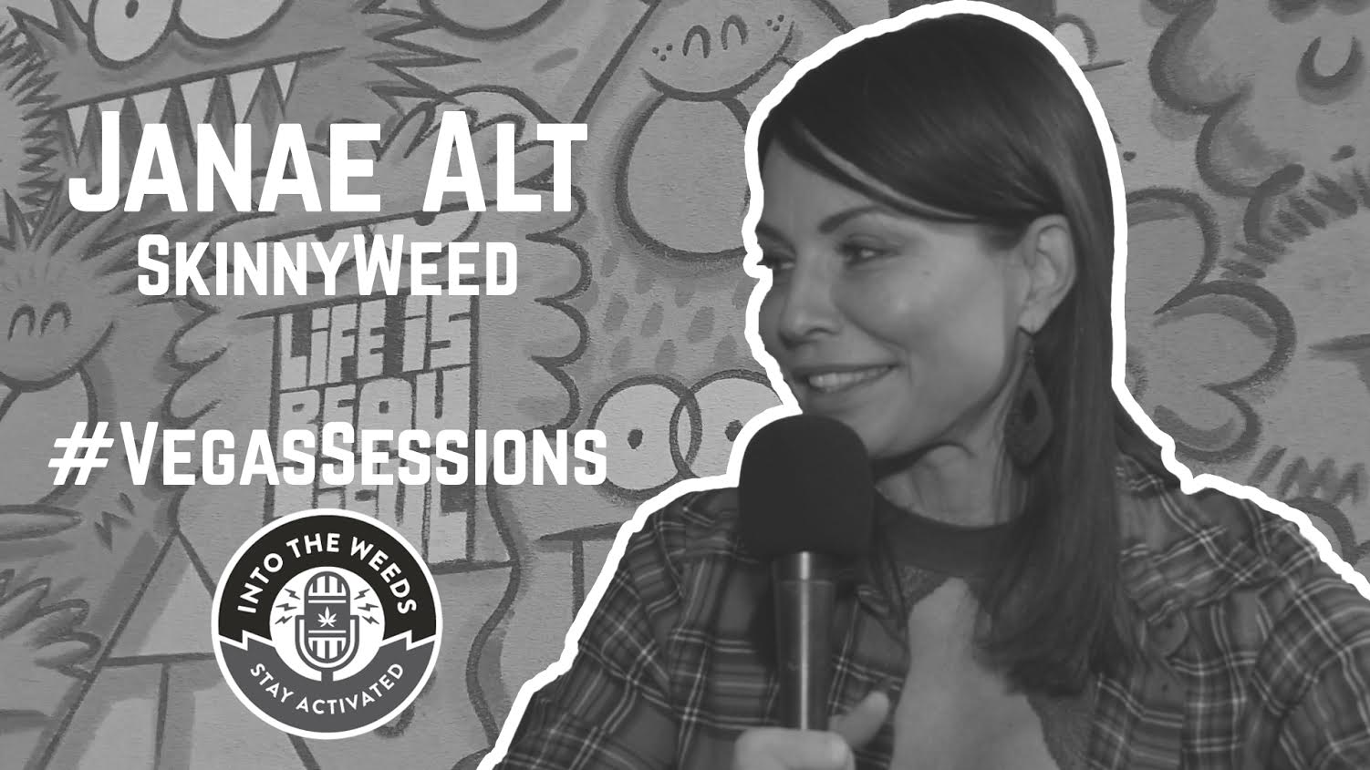 Skinny Weed's Jenae Alt Get's Into The Weeds