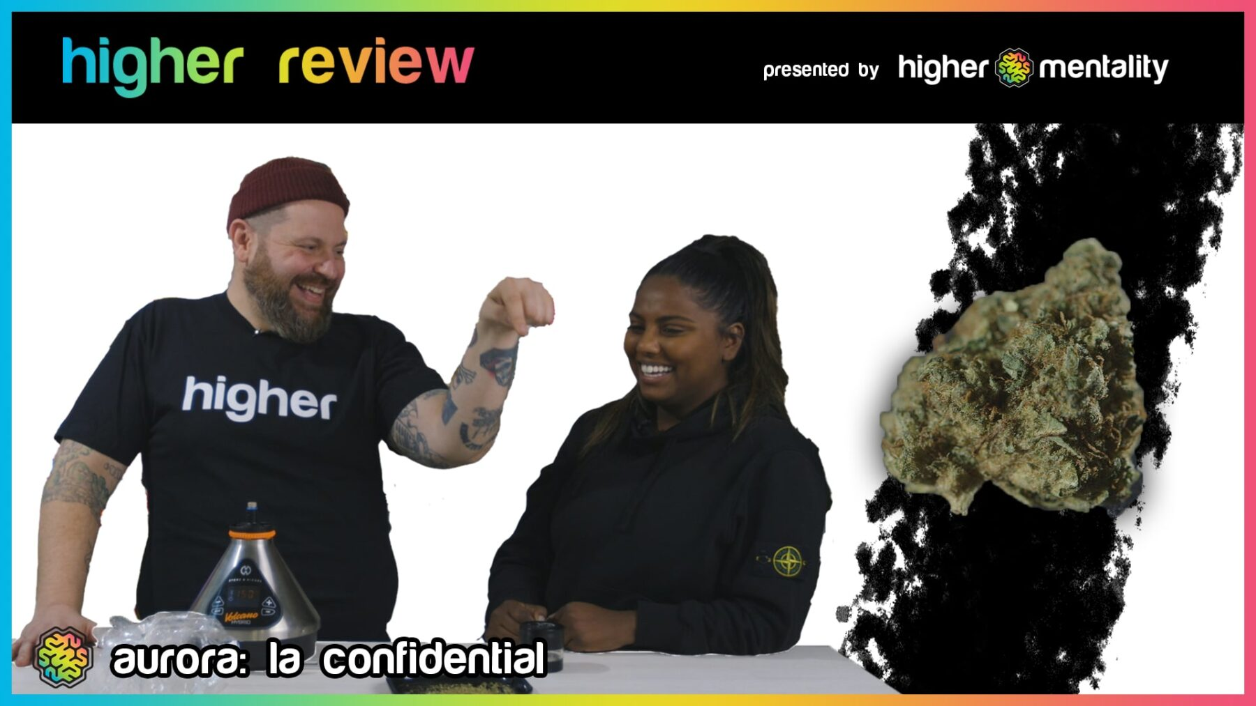 Higher Review – La Confidential