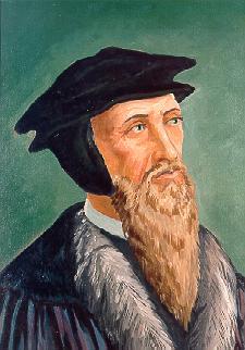 Reformer John Calvin