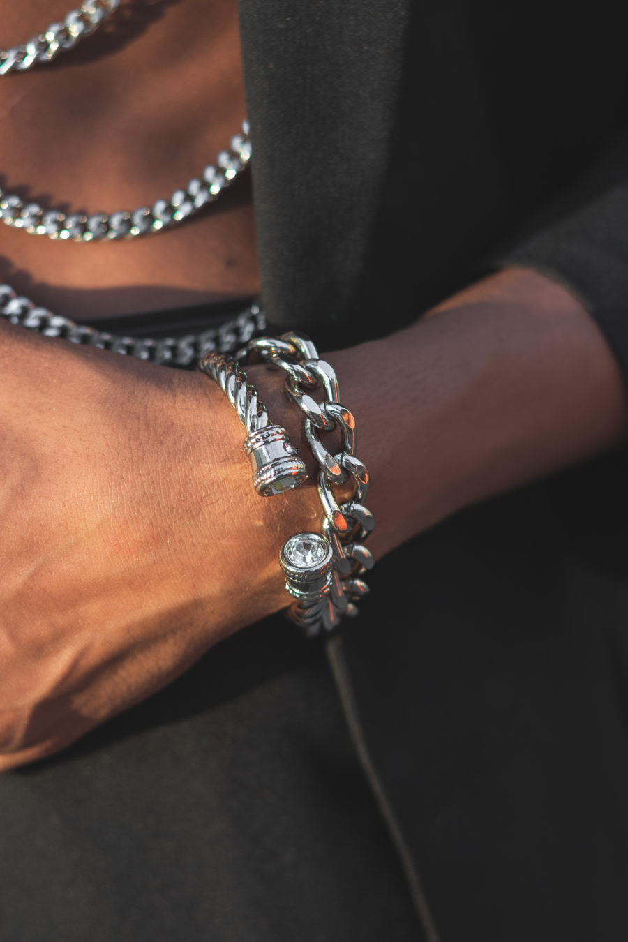 Bracelete Twist Shine