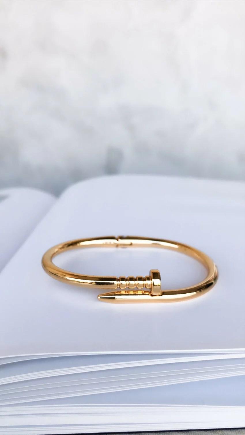 High Bracelete Gold
