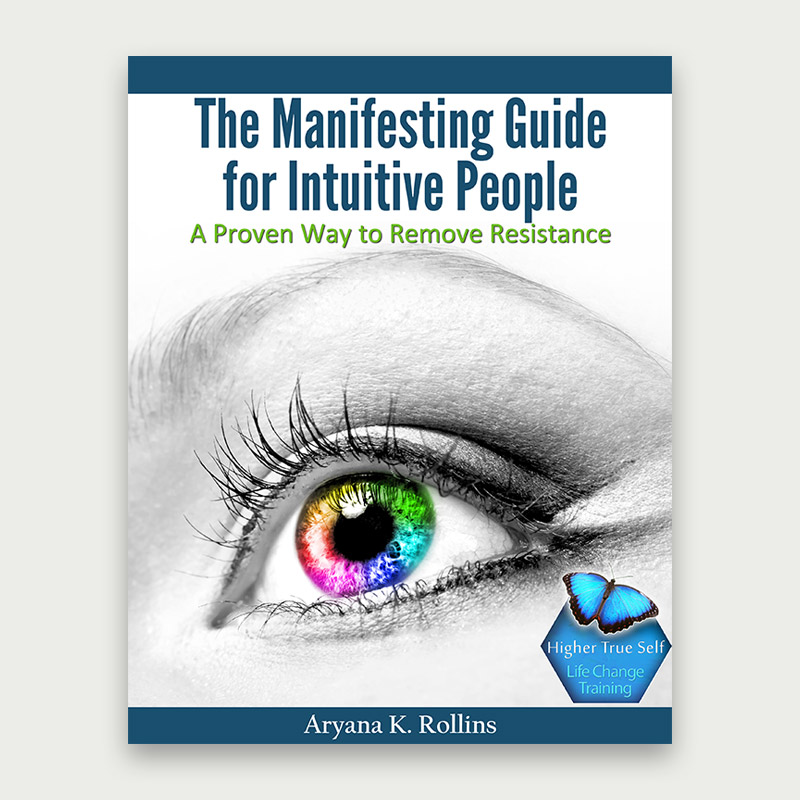 The Manifesting Guidebook for Intuitive People