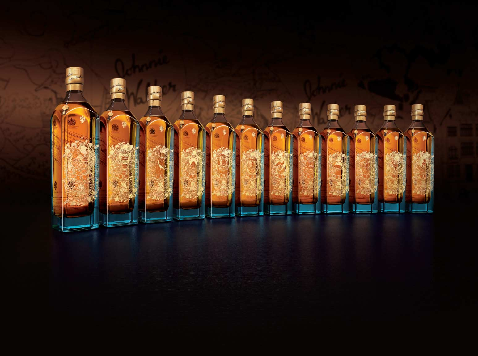 Johnnie Walker Ushers In Chinese New Year With