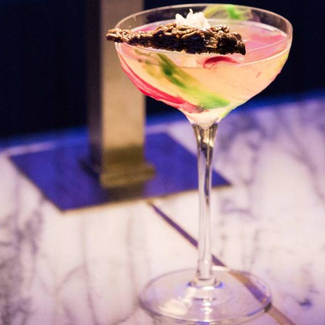 A drink made for World Class by Jerrold Khoo Ihellip