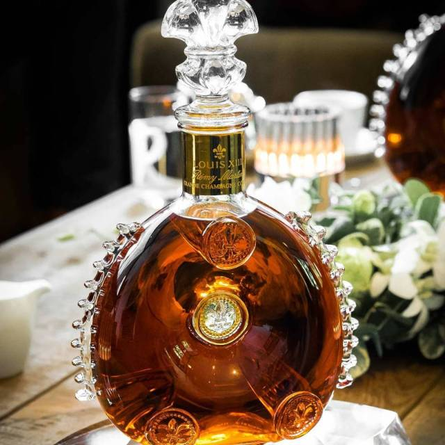 Louis XIII one of the best spirits in the worldhellip
