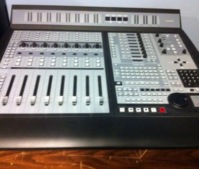Digidesign Pro Toolshd And Procontrol The Right Combination For Surround And High
