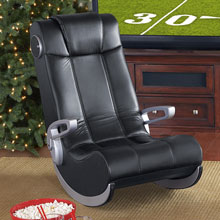 chair with speakers gaming childrens plastic garden chairs x-rocker home theater floor | accessories highfidelityreview - hi-fi systems, dvd-audio ...