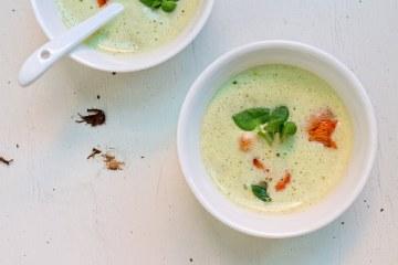 brunnenkresse-suppe-mit-pfifferlingen