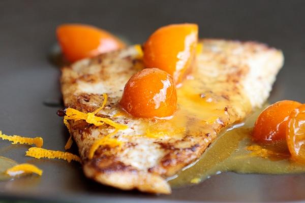 Kumquats-Butter-Sauce