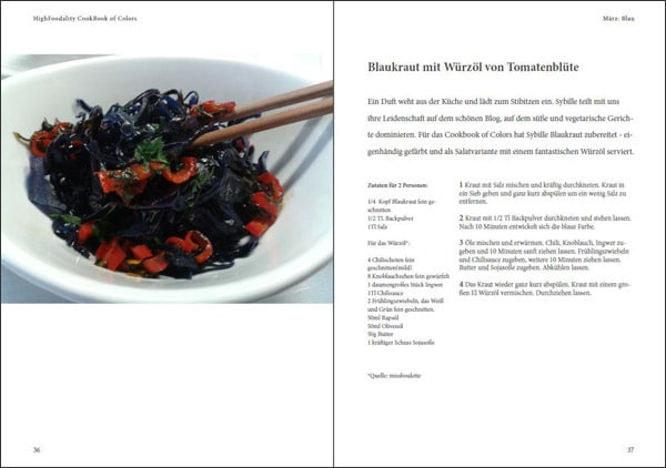 Cookbook of Colors Preview