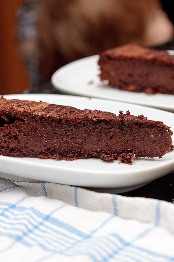 Gâteau Victoire - Schokoladenkuchen