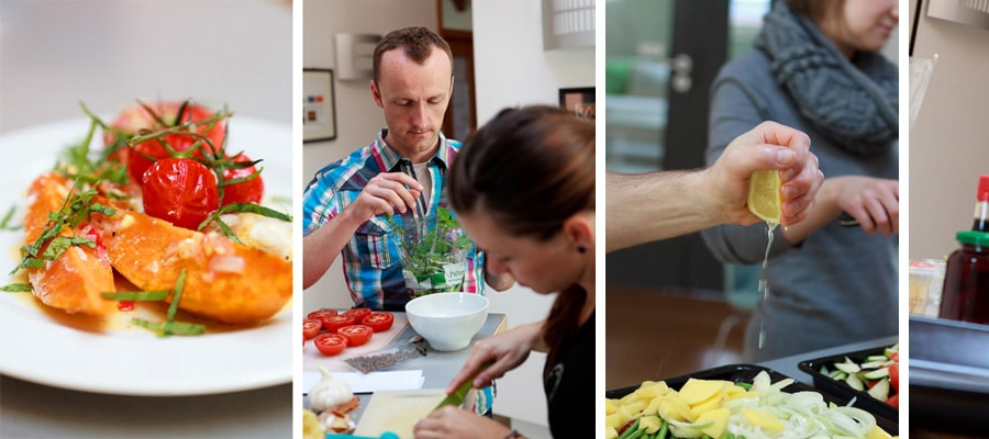 30 schnelle Gerichte für die gesunde Büroküche