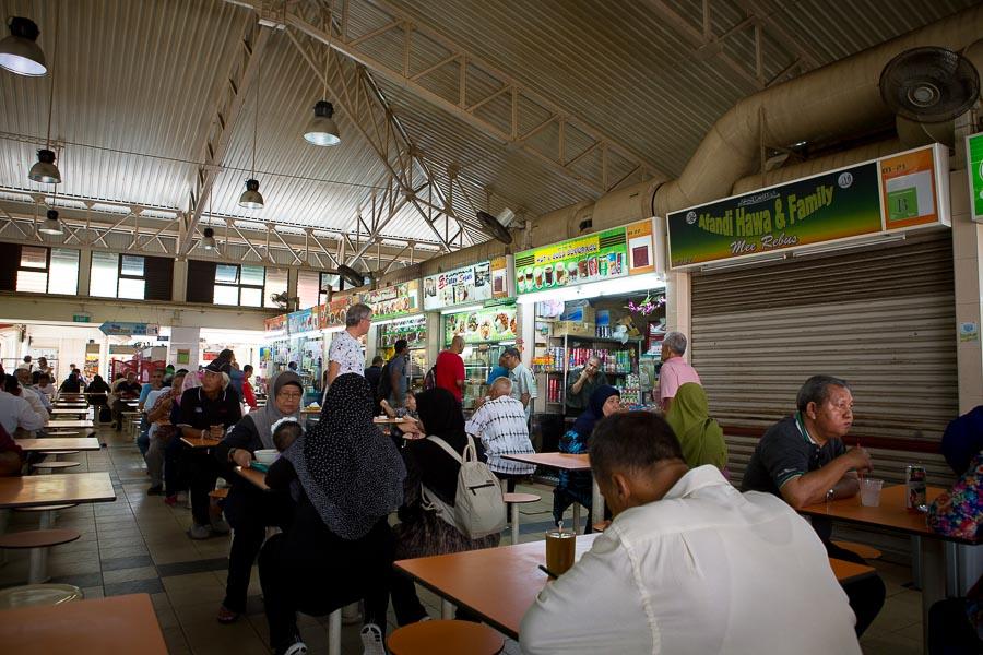 Bedok Food Court 58