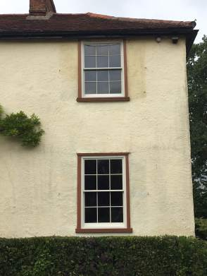 hardwood sash windows