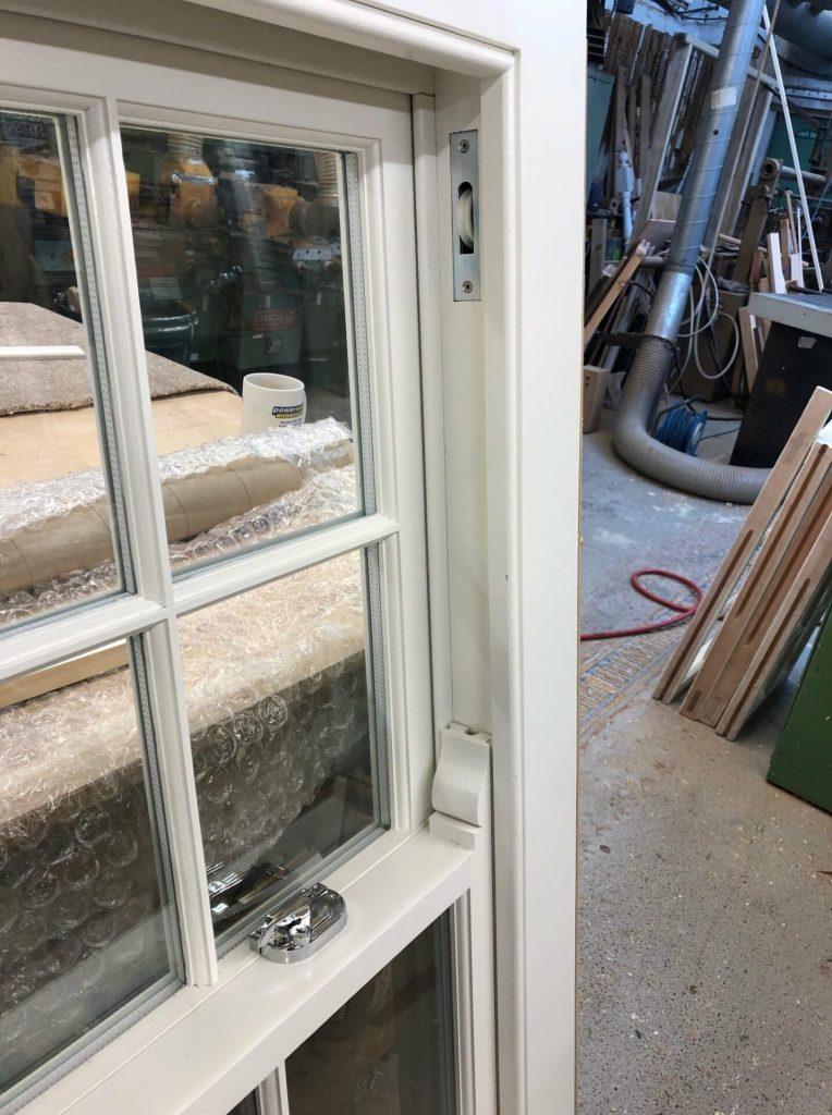 Softwood double glazed sash windows - Ware 5