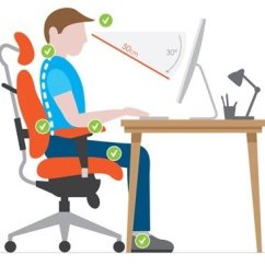 Best Posture Desk Chair Wedding Chairs Decoration Pictures Ergonomic-sitting-position-on-office-and-pc-gaming-chairs | High Ground Gaming