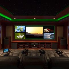 Gaming Chair With Monitors Antique Leather Chairs Room Setup Ideas | High Ground