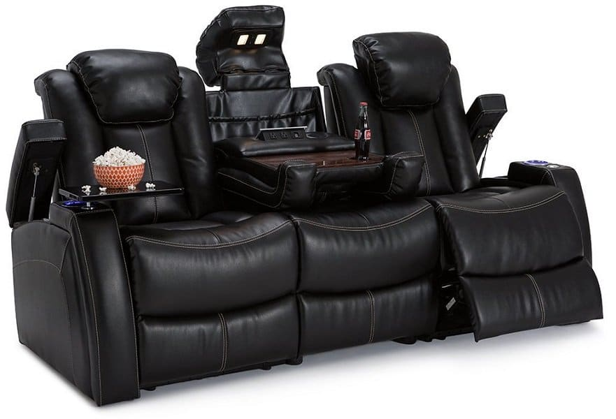 recliner gaming chair aluminum sling chairs 5 best couches: night just got a whole lot better