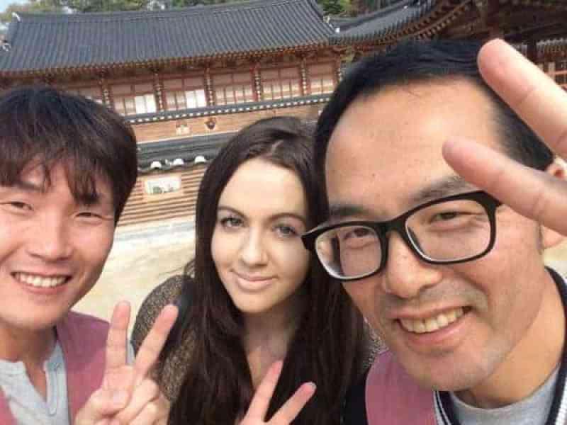 Beopjusa Temple Stay in Korea