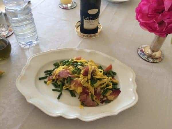 Bologna cooking class