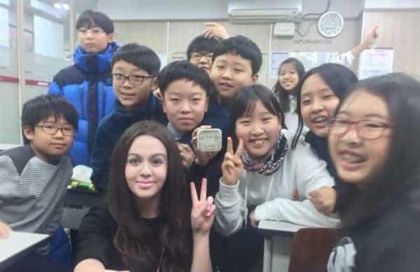 teaching english in korea jobs