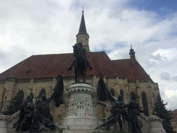 Romania Itinerary