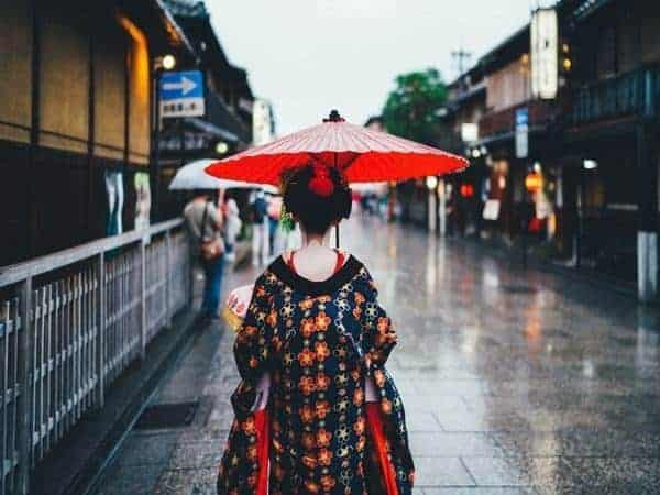 Solo female travel in Japan
