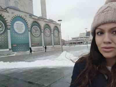Solo Female Travel in Turkey