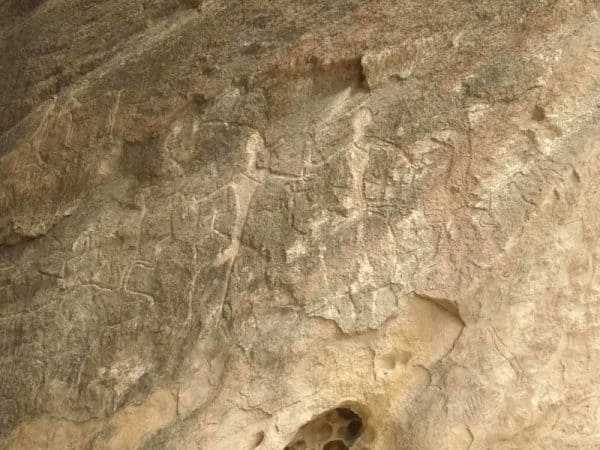 Petroglyphs Qobustan