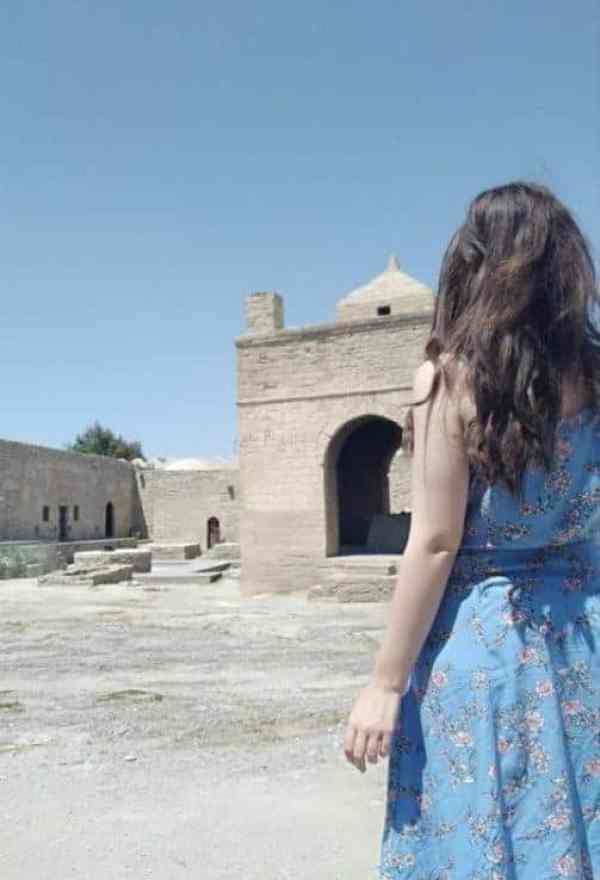 Azerbaijan Travel Guide - Ateshgah Fire Temple